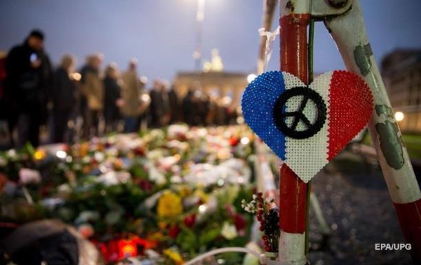 Теракты в Париже: трое смертников были французами