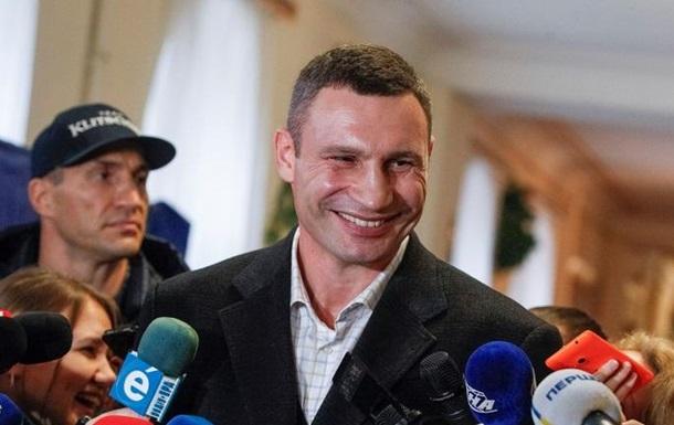 Выборы мэра Киева - второй тур