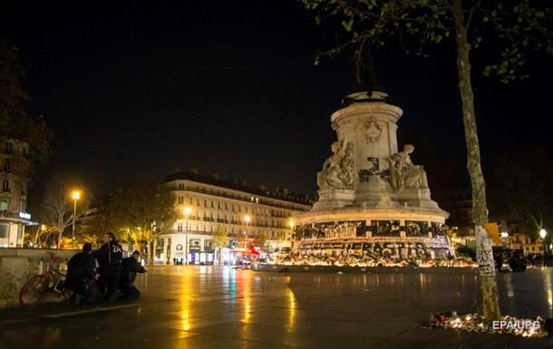 Полиция объяснила стрельбу в центре Парижа