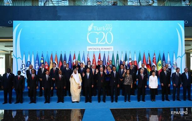 Итоги 15 ноября: Саммит G20, выборы мэров