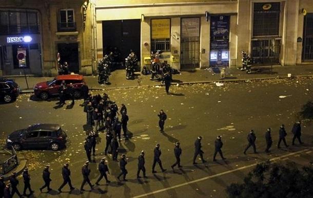 Теракты в Париже как кривое зеркало мира