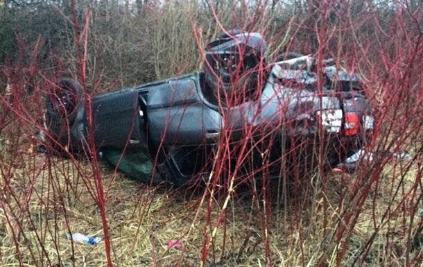 ДТП на Львовщине: две женщины погибли, четыре травмированы