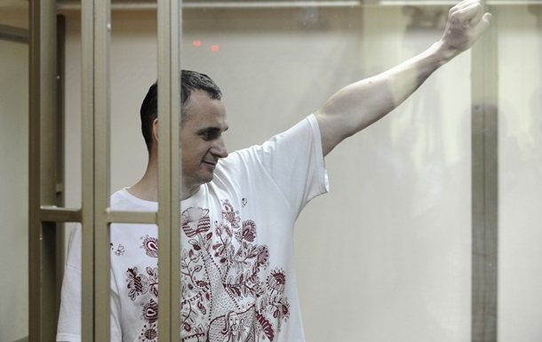 Сенцова номинировали на Шевченковскую премию