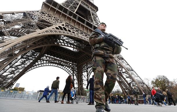 Теракты в Париже фото