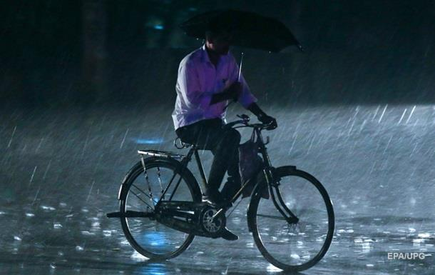 Более 70 человек стали жертвами наводнения в Индии