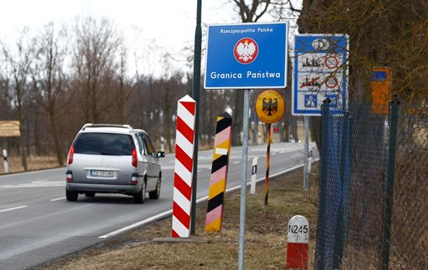 Теракты в Париже: Польша усилила погранконтроль
