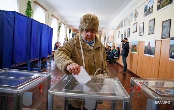 Результаты местных выборов 2015