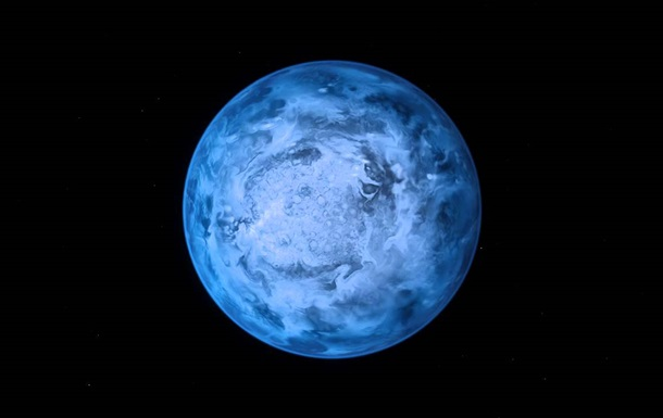 Во Вселенной нашли планету с самыми мощными ураганами