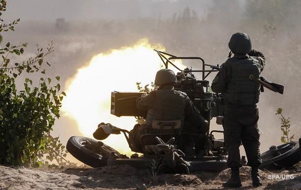 Сутки в АТО: под Донецком не утихают обстрелы