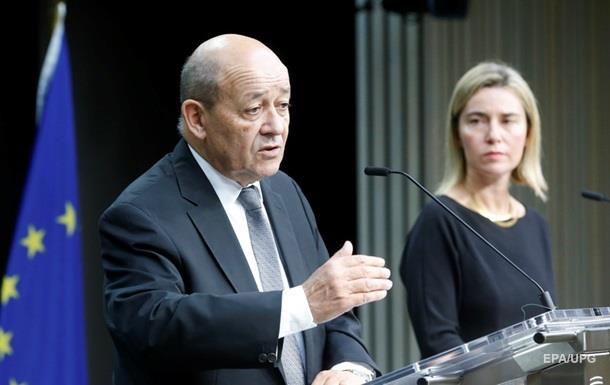 ЕС поможет Франции как жертве агрессии
