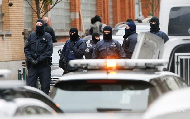 Обыски в Брюсселе: полиция нашла нитрат аммония