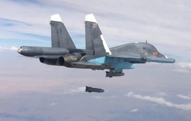 Россия усилила авиаудары в Сирии