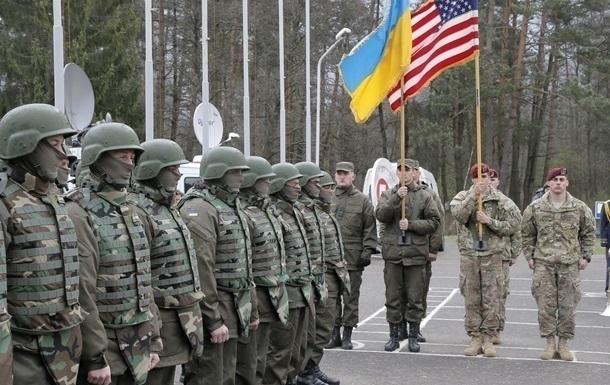 В Украине пройдут учения при участии военных США и НАТО