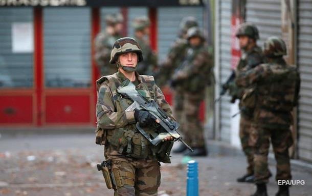 Спецоперация под Парижем: погиб гражданский