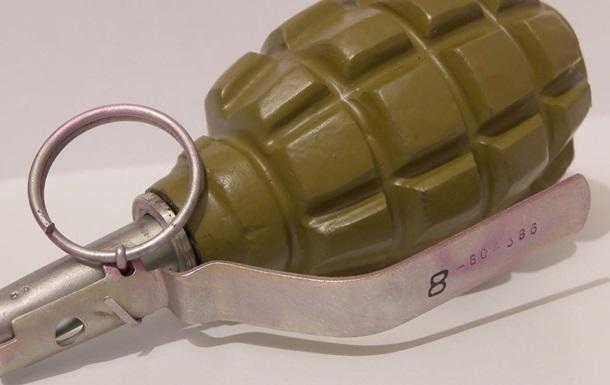 В Днепропетровске бездомный купил гранату и гулял с ней по городу