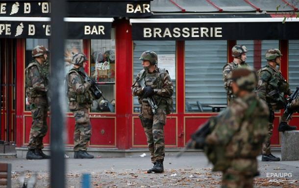 Терористи планували щеодну атаку на діловий район Парижа
