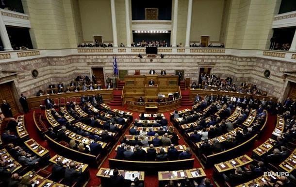 В Греции ратифицировали ассоциацию Украина-ЕС