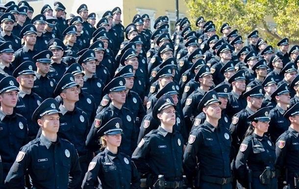Полиции дали 100 дней на переходной этап