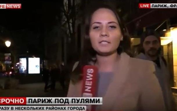 Скандальному LifeNews испортили эфир из Парижа