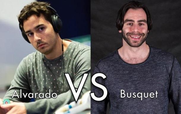 Бускет и Альварадо сразятся в бою без правил за $270 000