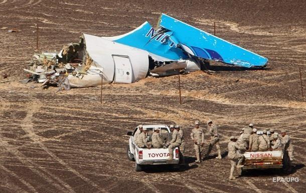 ИГИЛ показал бомбу, якобы взорвавшую А321