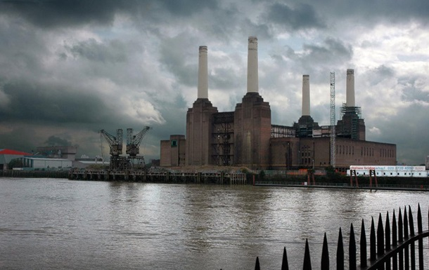 Британия отказывается от угольных электростанций