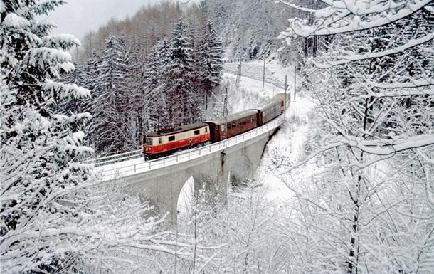 К Новому году по Украине пустят шесть дополнительных поездов