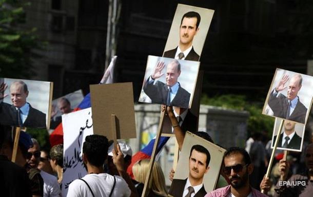 Дамаск требует согласовывать действия в Сирии с Москвой