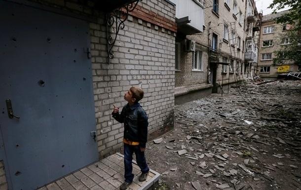 Права детей Донбасса нарушаются по обе стороны зоны АТО - эксперты