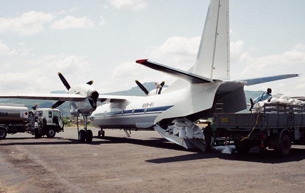 Украина передала Индии модернизированные военные Ан-32