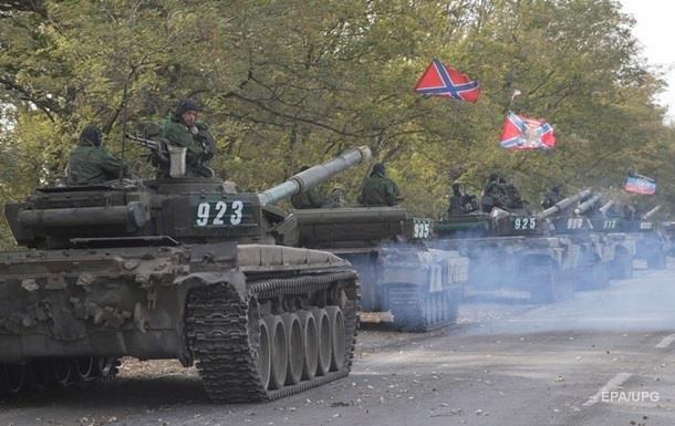 Сепаратисты готовятся к наступлению - разведка