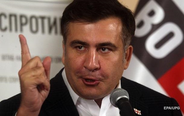 Саакашвили о Яценюке: Нельзя брать свою страну в заложники
