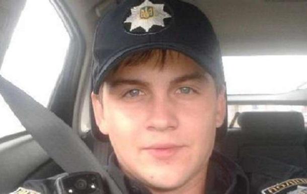 Скандал в полиции Киева: патрульного отстранили от работы