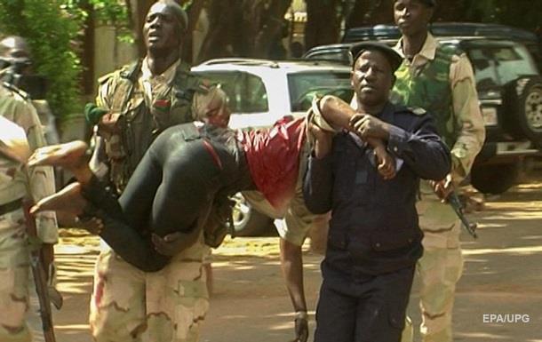 Захват отеля в Мали: освобождены все заложники