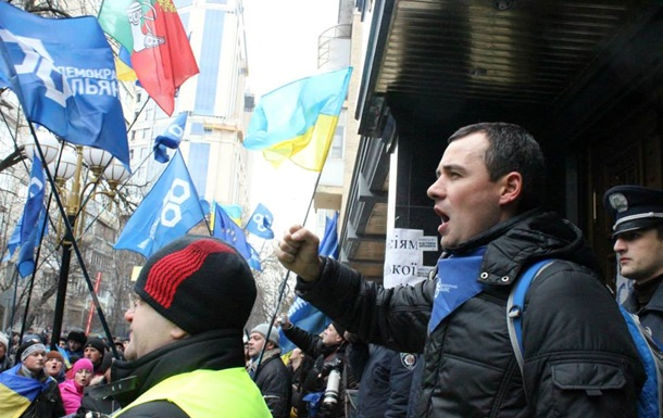 Что думают лидеры революции о Евромайдане 2 года спустя