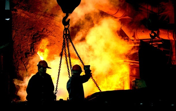 Украина снова десятая в мире по производству стали