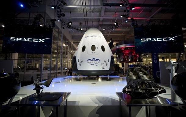SpaceX заключила контракт с NASA на полет своего корабля к МКС