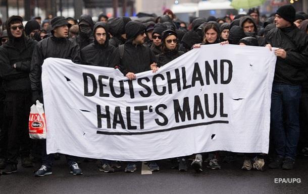 В Германии в лагере для беженцев произошел взрыв