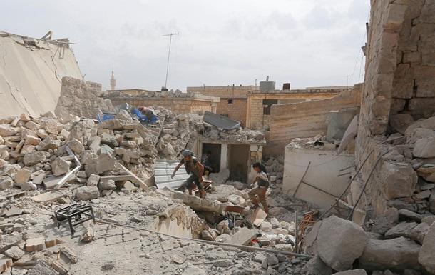 Последствия ударов России по позициям ИГИЛ - RT