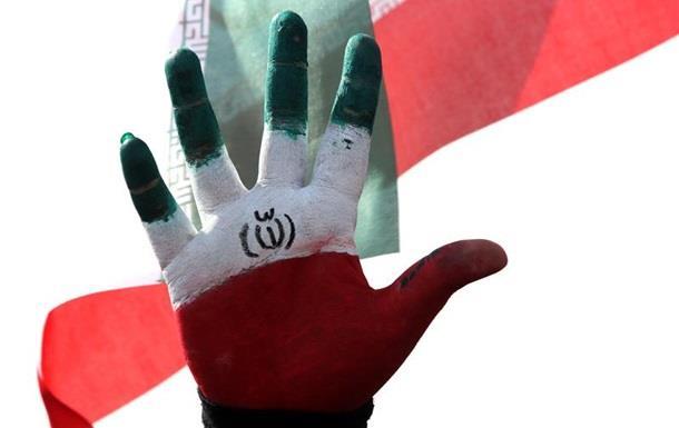 В Иране упал иностранный беспилотник