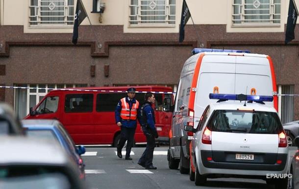 В Бельгии арестовали шестерых вооруженных мужчин