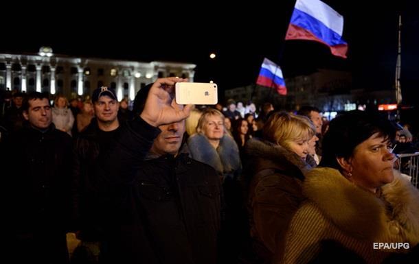 Света нет ни в одном населенном пункте Крыма
