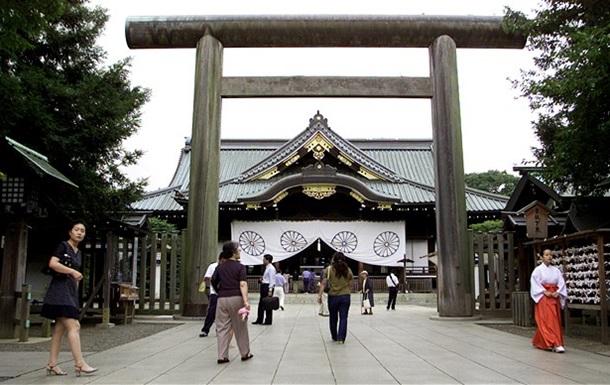 На территории храма Ясукуни в Токио произошел взрыв