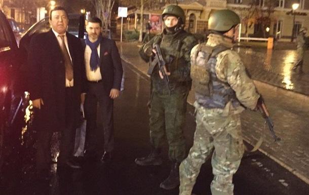 Кобзон выступил на фестивале в Донецке