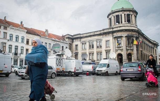 В Брюсселе автобусы массово не вышли в рейс