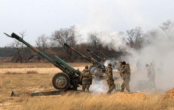 В Донбассе обстрелы: погибли двое военных