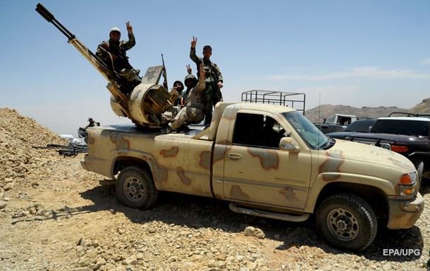 Сирийская армия отбила у ИГ два города