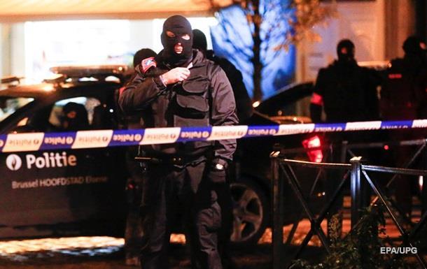 АТО в Бельгии: задержаны еще пятеро