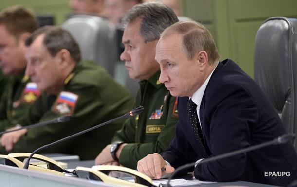 Путин связал атаки из Каспия с наказанием виновников крушения А321