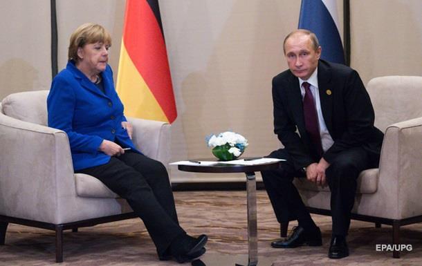Берлин ищет новый подход к Москве